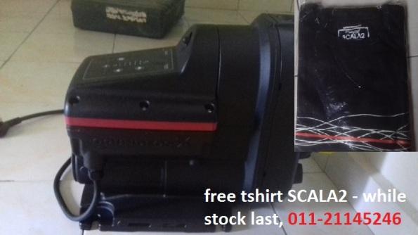 SCALA2 3-45 SHIRT