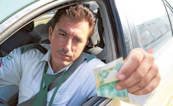 UAE, Pemandu teksi Jujur ganjaran kurang dari Rm10 untuk mengembali Rm$ 33,000: