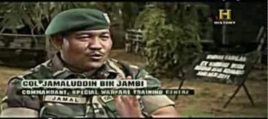 Training komando GGK yang brutal