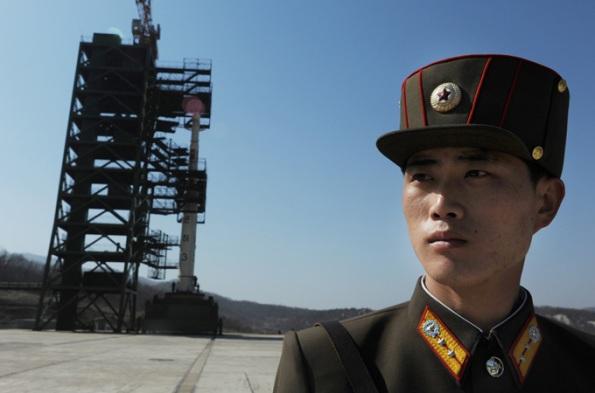Japan dan Us amat tidak puas hati dengan pelancaran roket yang advance ini