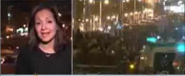 Pemberita bertumpu ke Mesir, Mursi telah memecah belakkan negara