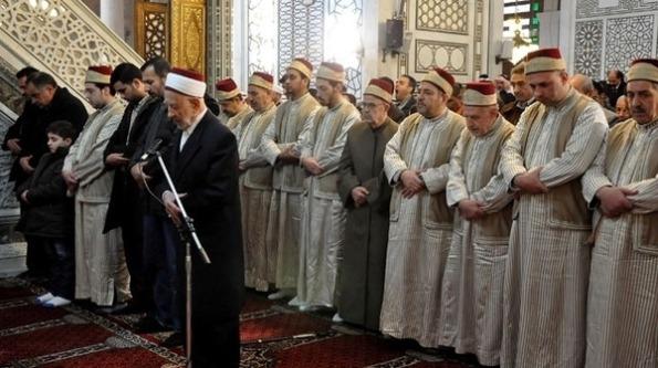 Ulama terkemuka Syria Dr Saeed Ramadan, no27 dunia