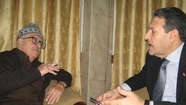 Menjelaskan dalam satu wawancara dengan Aziz Dabbagh laporan bahawa Jerman dan Sepanyol yang disediakan Saddam Hussein dengan senjata kimia. (Al Arabiya)