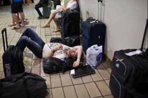 Flight anda delay 10 jam 12 jam, anda perlukan tempat berehat di kawasan sekitar dalam airport tapi bagaimana ??