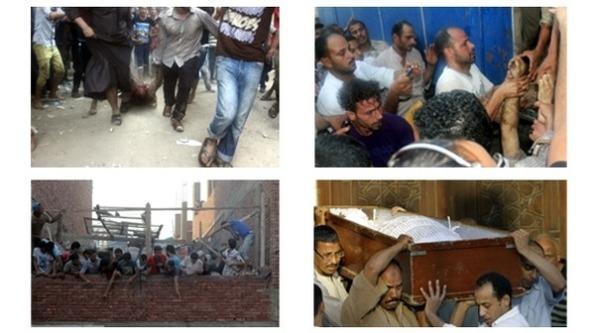 Keganasan terhadap golongan Syiah merebak ke Mesir 4 di pukul dibunuh kejam