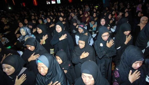 Wanita syiah di indonesia, adakah mereka sedia di mutaah kan