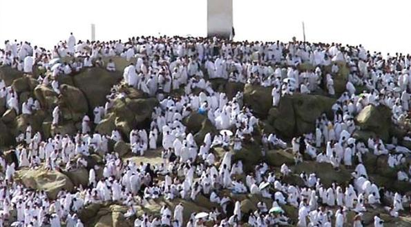 wukuf di arafah  gambar hari ini 21 sept 2015