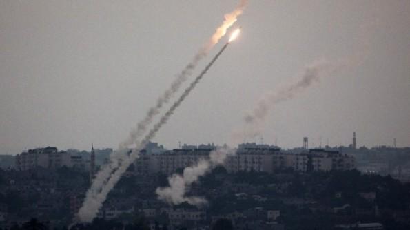Kesemua roket Hamas dan sekutunya gagal menepati sasaran ke bumi israel