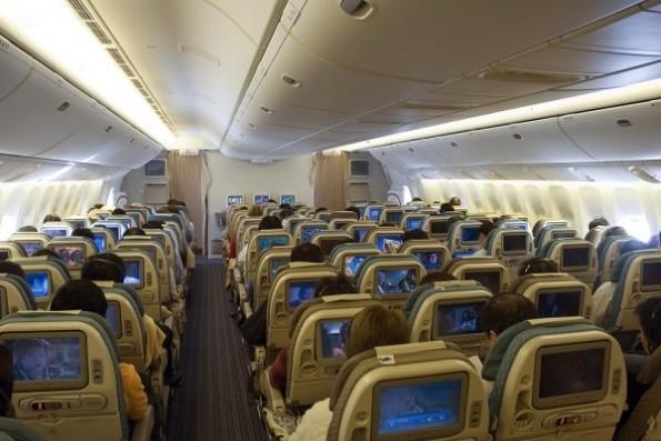 Boeing B777 200ER milik SIA