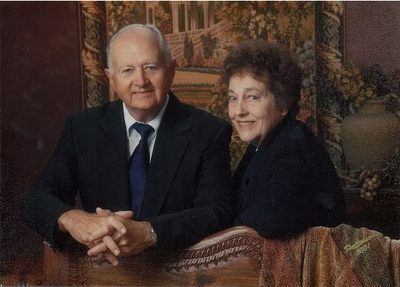 "ob and Barbara Pettis made a vow to love each other ""until death do us part"" -- and they never broke it."