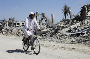 Kerugian di pihak GAZA berbilion ringgit, harta dan nyawa