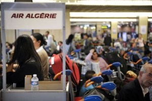 Algiers airline