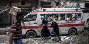 Tambahan bukti serangan yang disengajakan ke atas pekerja kesihatan #Gaza oleh tentera Israel