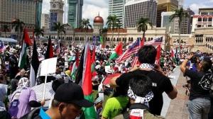 gaza_protest_dataran_merdeka_ikram_fbpic_020814