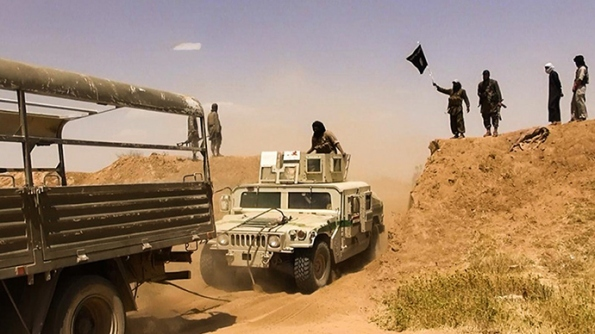 ISIS menjadi idola di syria dan iraq, bagaikan satu permata yang di hantar untuk mereka