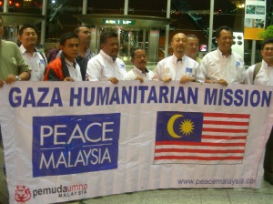 4th Malaysians Humanitarian Aid to Gaza akan menghantar 50 doktor pakar dalam masa terdekat.