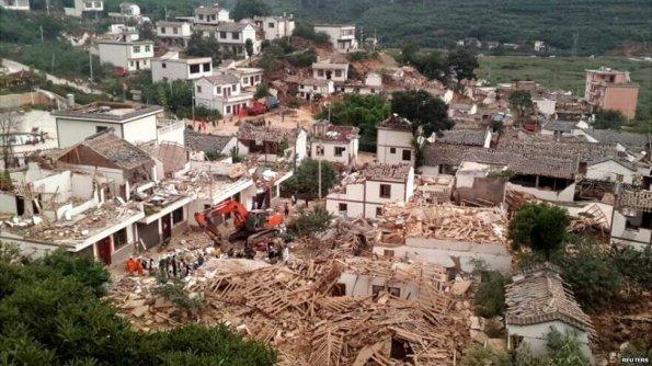 Mereka mengatakan 12 ribu rumah musnah, sama mcm gaza  lak
