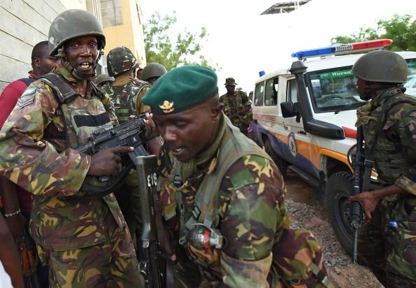 Al Shabaab Massacres 147 People in Garissa Dawn Raid
