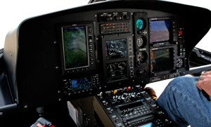 Cockpit canggih