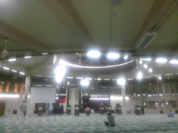 masjid bulat ss14