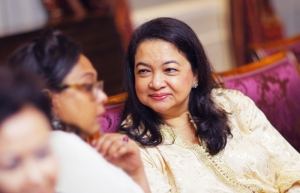 The wife of Malaysia High Commissioner to Pakistan, Datin Habibah Mahmud, was among the six who were killed when a helicopter crashed landed on a school in northern Pakistan.