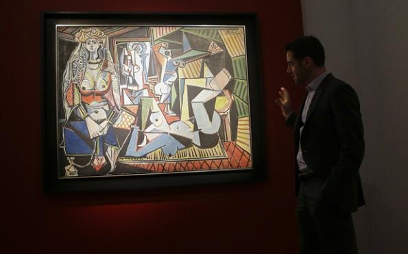 Lukisan cantik ini, usd 142 juta atau Rm 511 juta