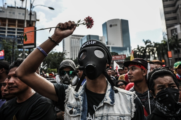 MALAYSIA-MAY1-PROTEST