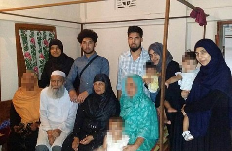'All 12 of us are in the Islamic State': Family confirm they ARE in Syria and encourage others to join them