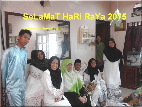 hari raya 2015