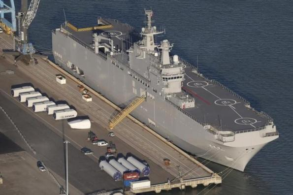 mistral-ship