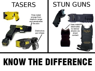 Taser-and-stun-gun