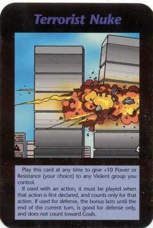 Card Game yang di keluarkan pada tahun 1995