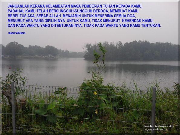 doa lambat kabul